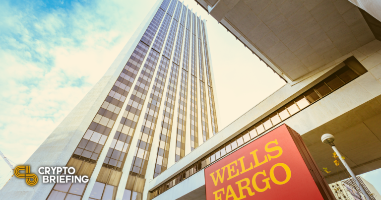 Wells Fargo ofrecerá productos criptográficos a clientes adinerados