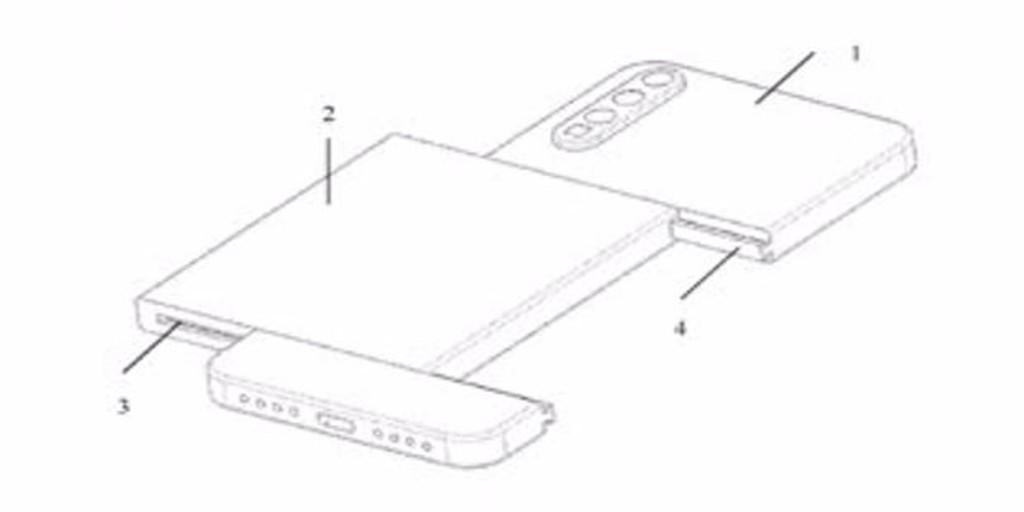 Xiaomi trabaja en un 'smartphone' con tres módulos al que se le pueden cambiar la batería y las cámaras