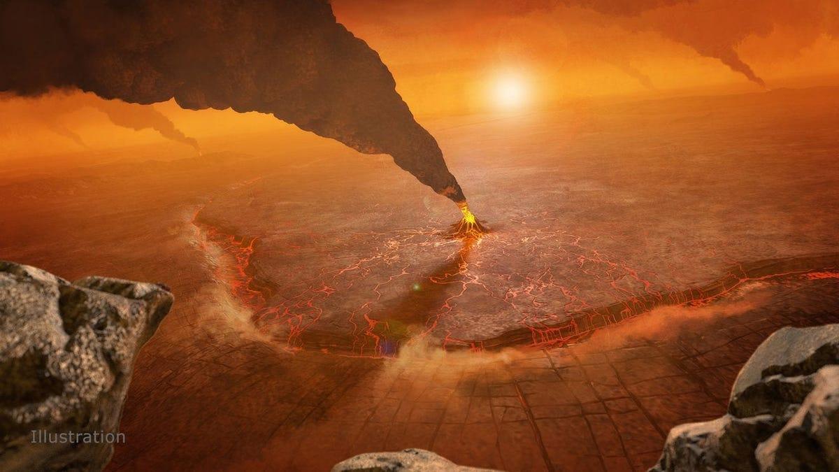 la NASA vuelve a Venus