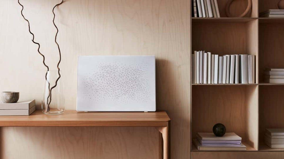 Ikea y Sonos tienen nuevo altavoz, y es un cuadro