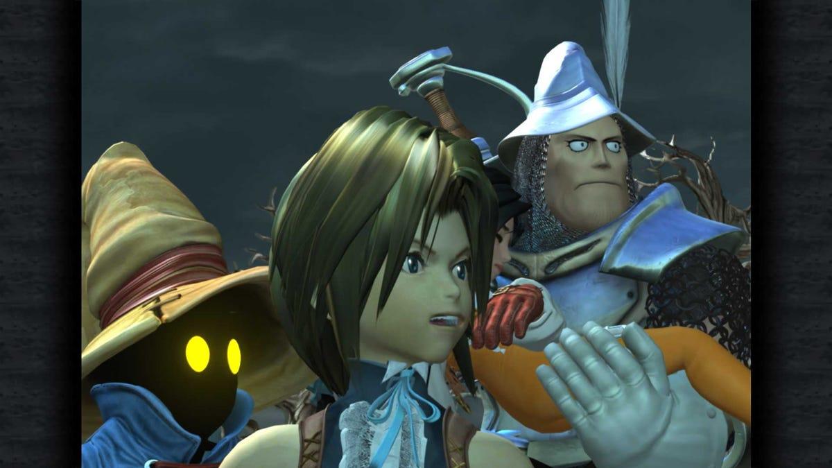 Final Fantasy IX tendrá su propia serie de dibujos animados
