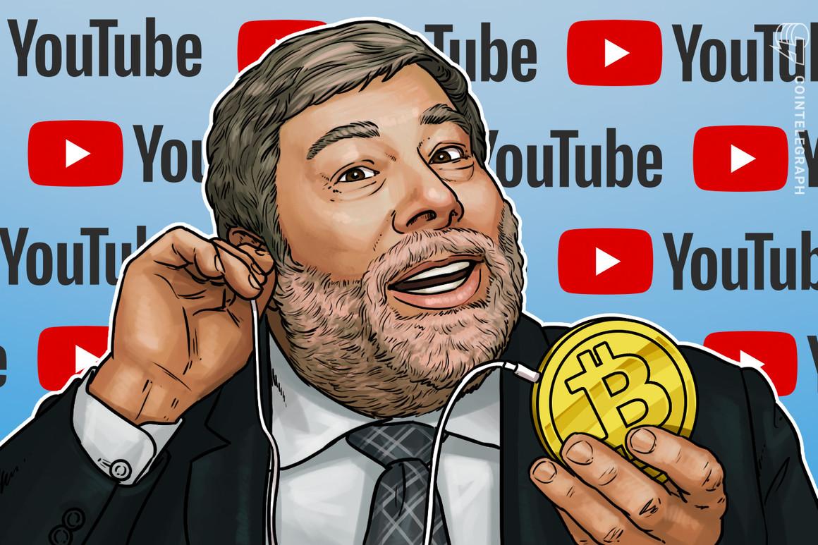 El cofundador de Apple, Steve Wozniak, pierde el caso contra YouTube por una estafa con Bitcoin