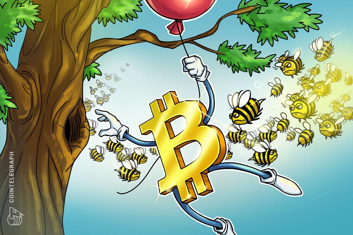 El precio de Bitcoin sube a la vez que la reunión sobre la inflación de la Reserva Federal lleva al dólar estadounidense a un máximo de dos meses