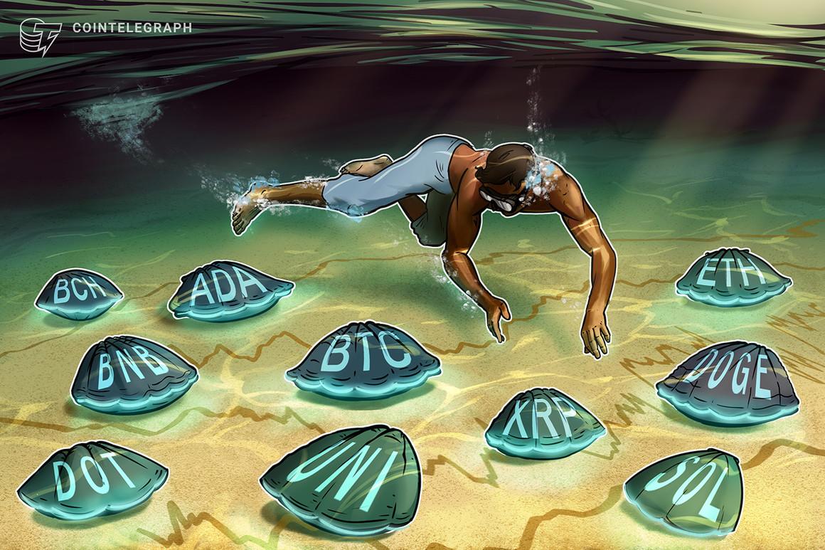 Análisis de precios al 9/6: BTC, ETH, BNB, ADA, DOGE, XRP, DOT, UNI, SOL, BCH