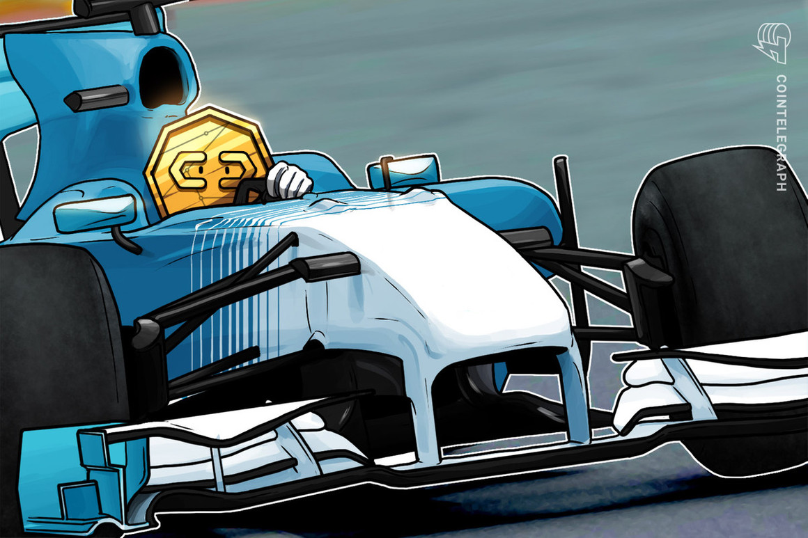 Crypto.com anuncia una asociación global con la Fórmula 1