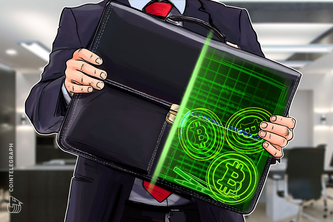 Ha habido un gran aumento de los asesores financieros que añaden criptoactivos a los portafolios de sus clientes