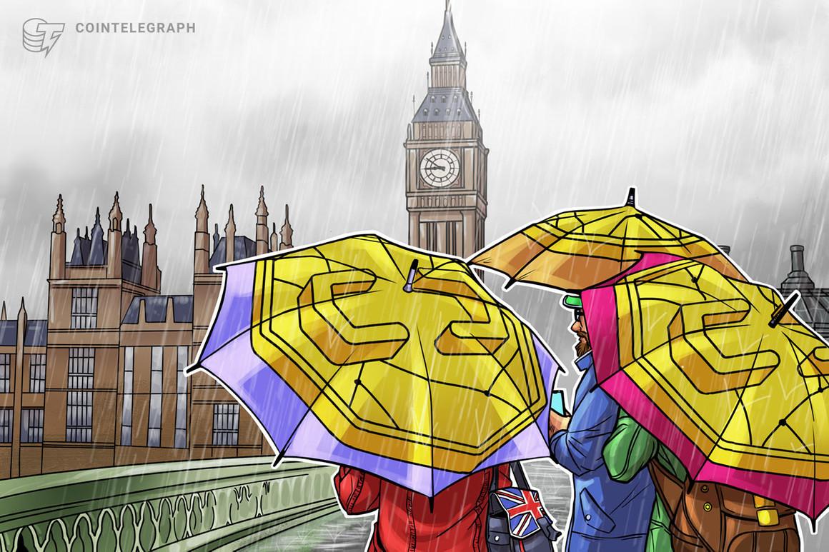 13 empresas de criptomonedas más retiran sus solicitudes para operar en el Reino Unido