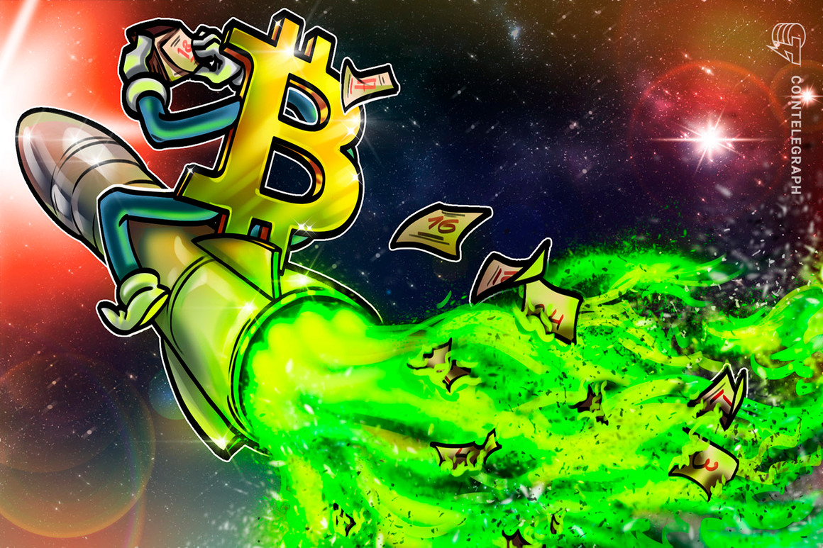 Es más probable que Bitcoin alcance los USD 100,000 que los USD 20,000 en 2021, dice un analista de Bloomberg