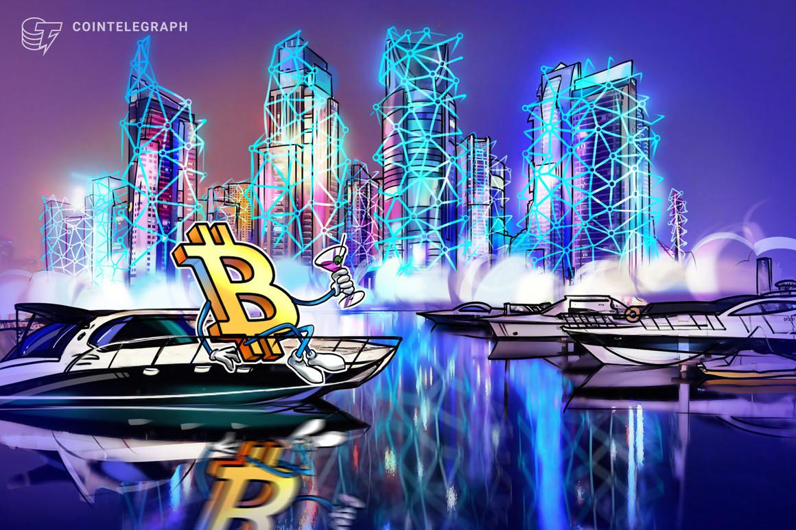 El Nasdaq de Dubai lanza el servicio de trading para el fondo de Bitcoin de 3iQ