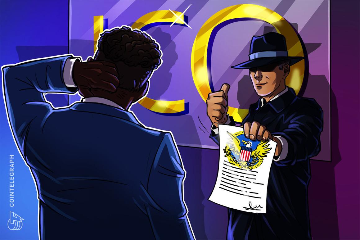La SEC acusa a emisor de ICO de fraude por la venta de valores no registrados