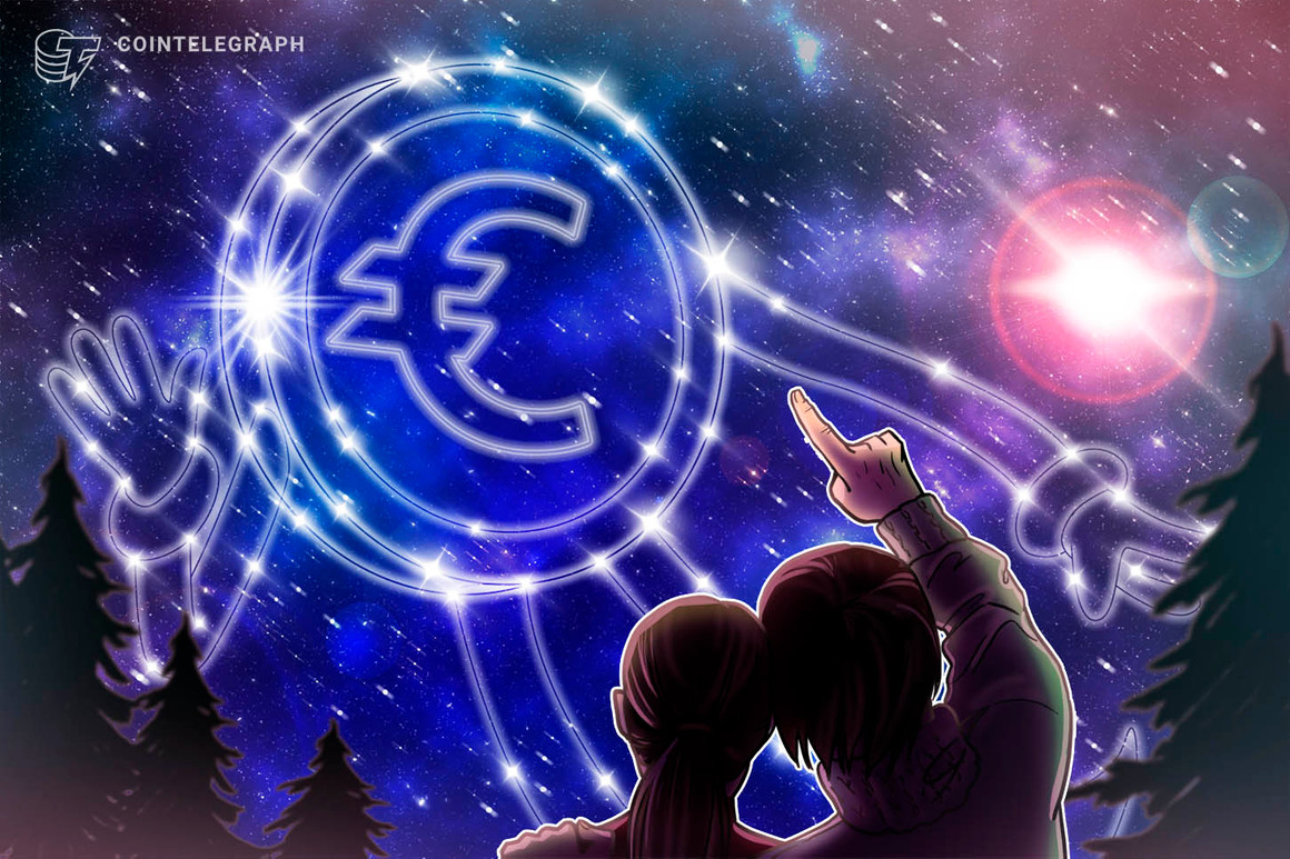 El BCE dice que el euro digital puede ser necesario para combatir las «monedas artificiales