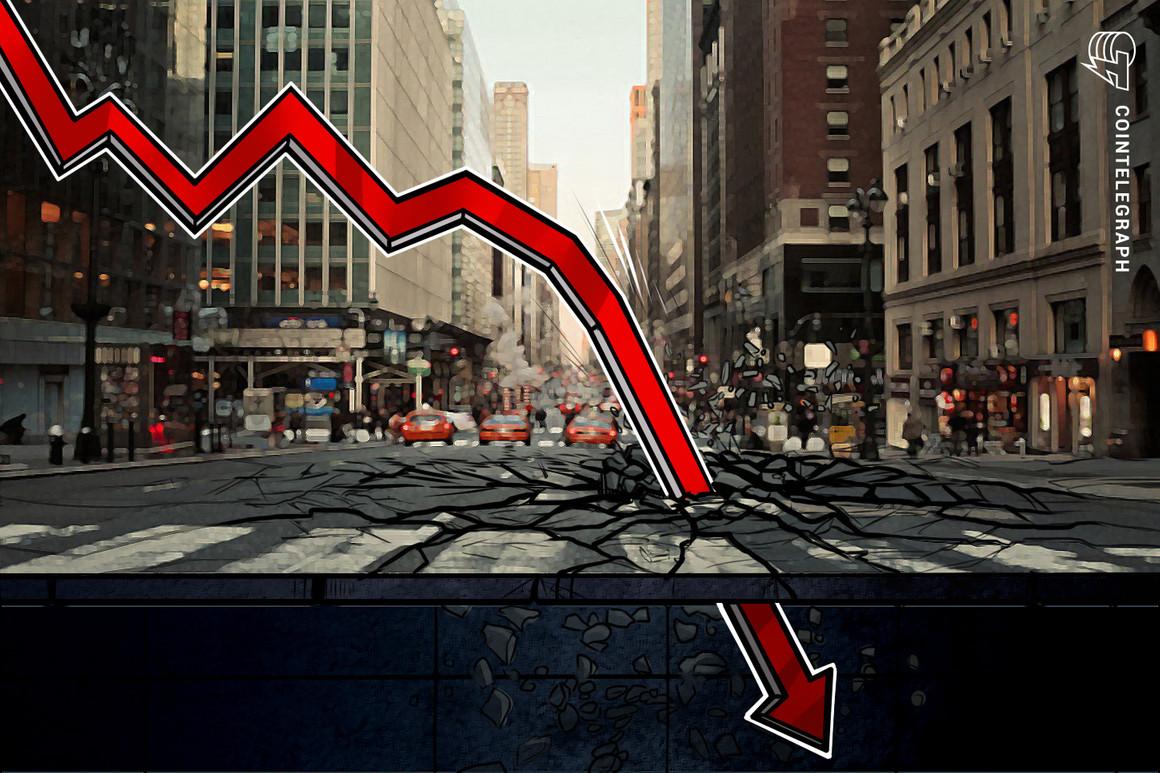 El precio de Bitcoin bajará hasta USD 25,000 si se cumple el pronóstico de este trader sobre la caída del 20% de las criptomonedas