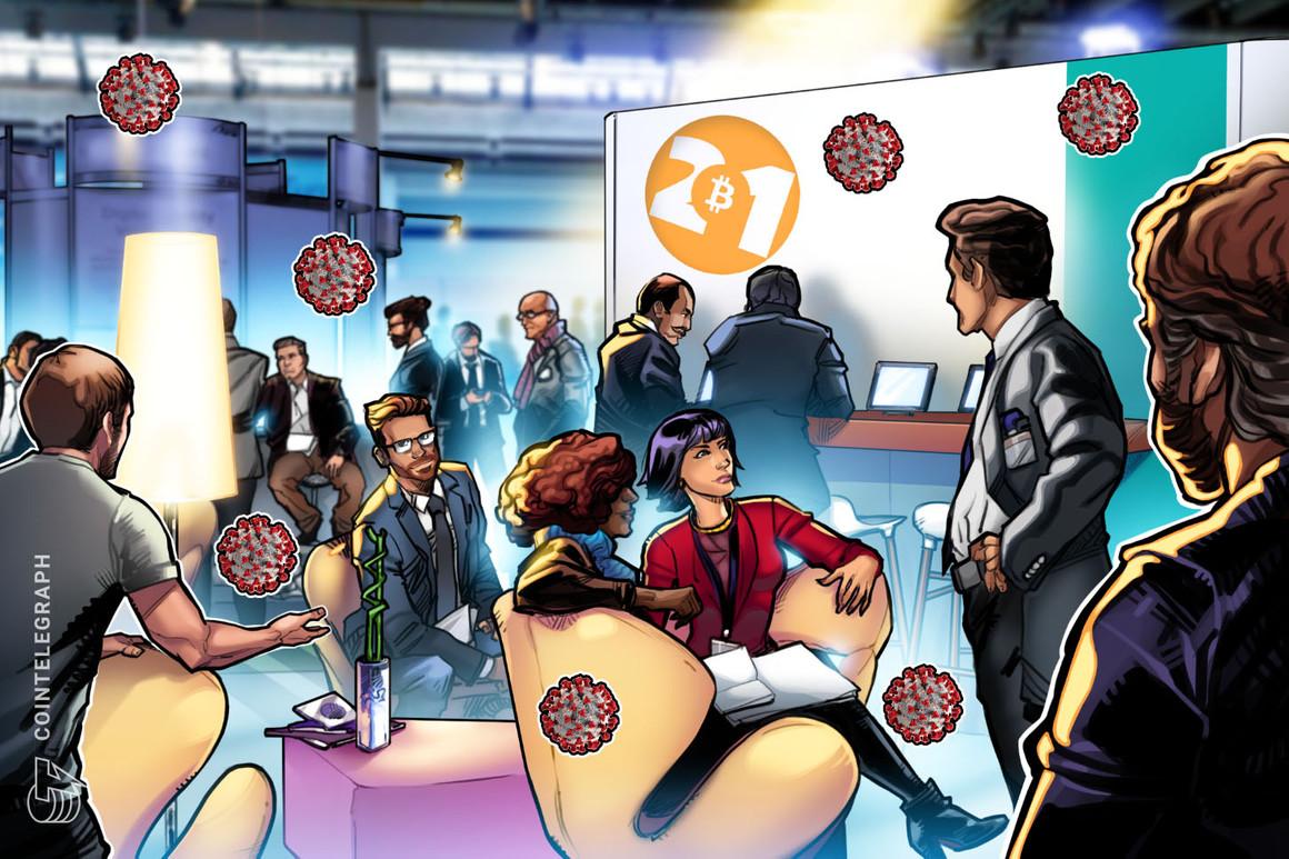 Las pruebas positivas a COVID-19 de los asistentes de Bitcoin 2021 se hacen virales