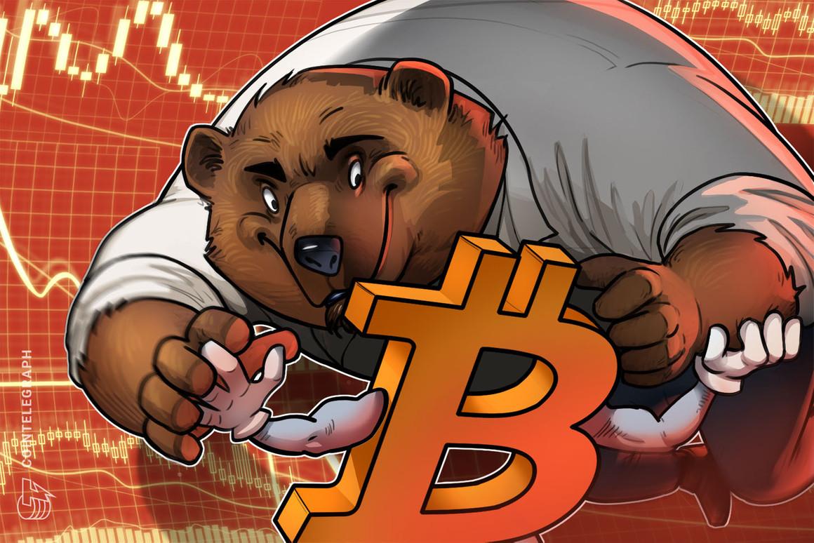 ¿Mala decisión? Los bajistas de Bitfinex cerraron una gran cantidad de posiciones cortas de Bitcoin antes de la caída por debajo de los 32,000 dólares
