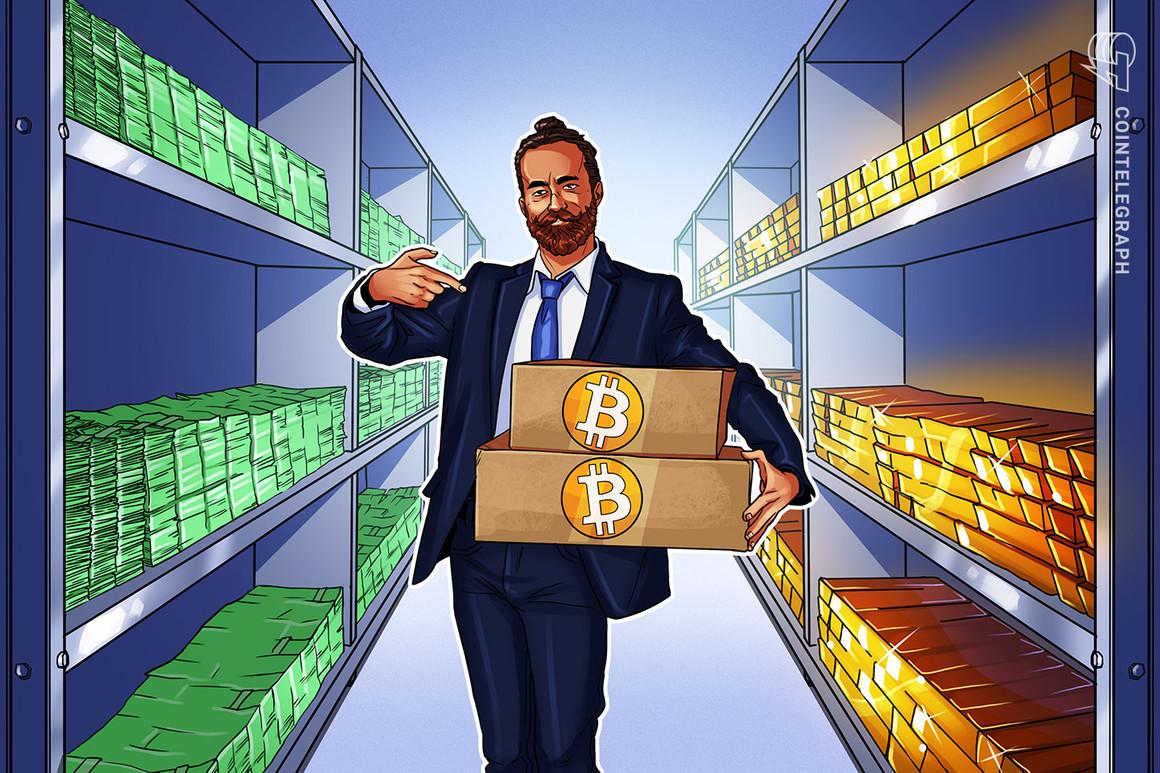 La diversificación en Bitcoin es un «movimiento prudente», afirma un estratega de Bloomberg