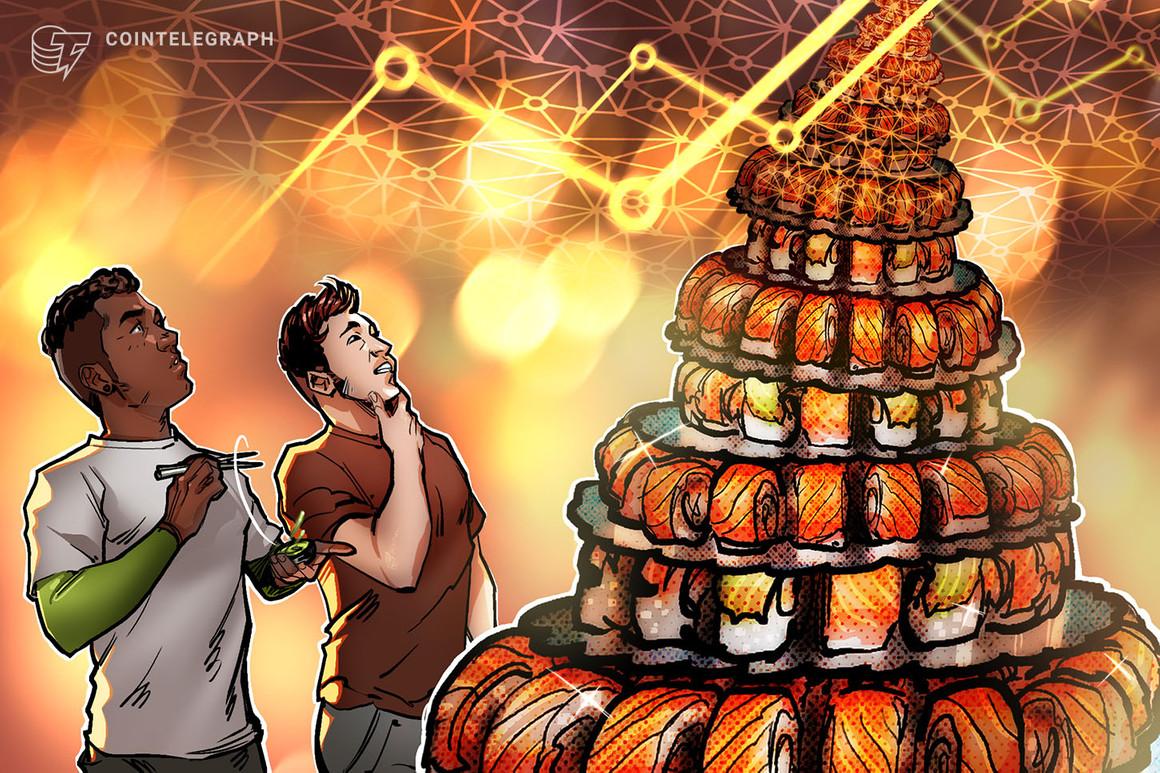 Sushiswap lanzará toda la gama de productos Sushi en la blockchain de Harmony