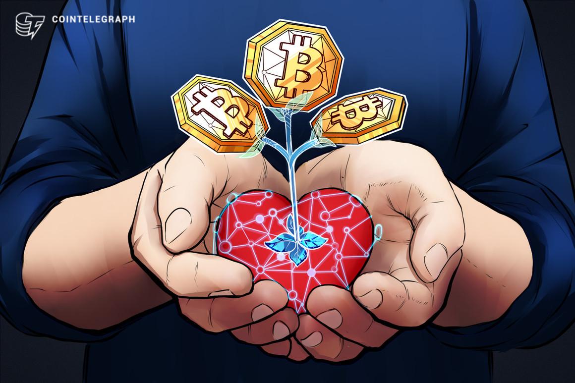 Se donan $1.3 millones en BTC a una organización benéfica de Bitcoin en menos de 3 semanas