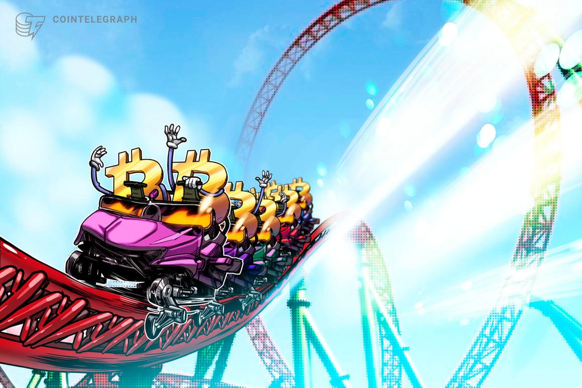 ¿Cómo aprender a vivir con la volatilidad de Bitcoin?