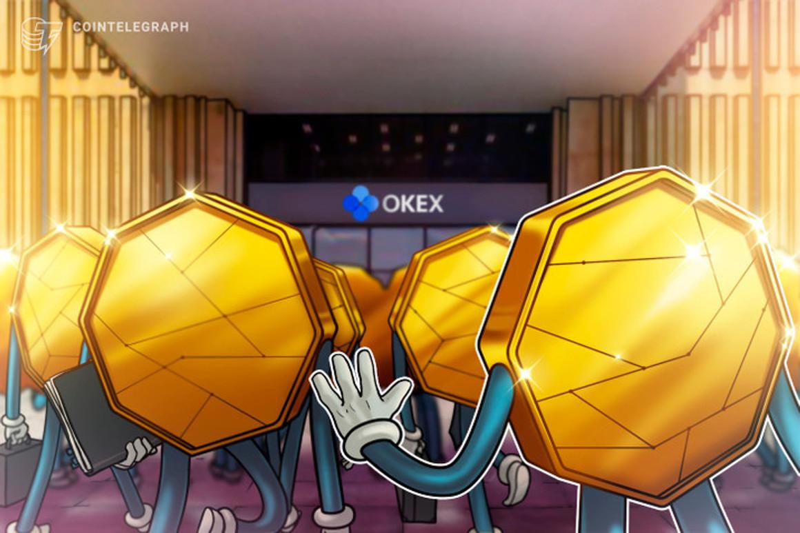 OKEx P2P aceptará intercambios entre pesos argentinos y DAI