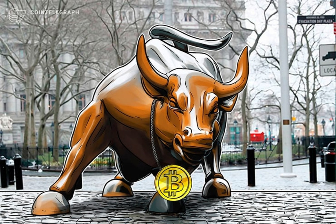 "¿Por qué un Wall Street en ""risk-on"" es positivo para Bitcoin?"