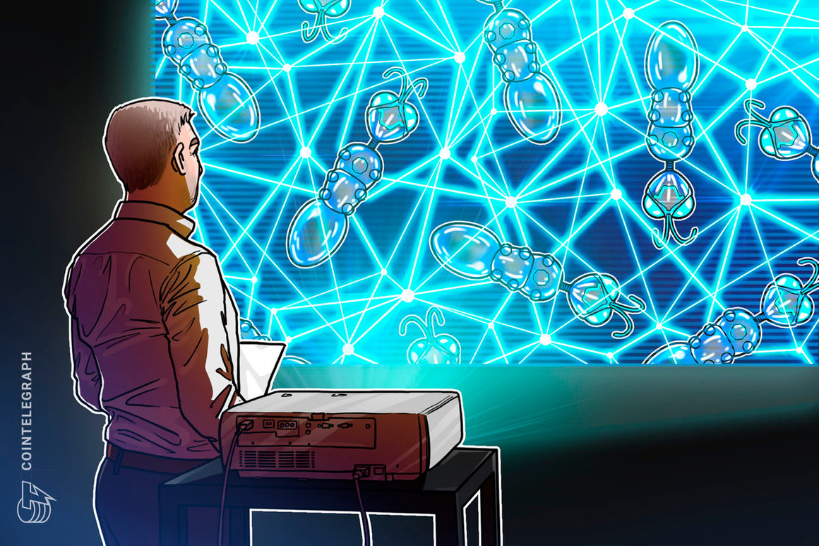 Startup española se suma a un Congreso Blockchain en Dubai