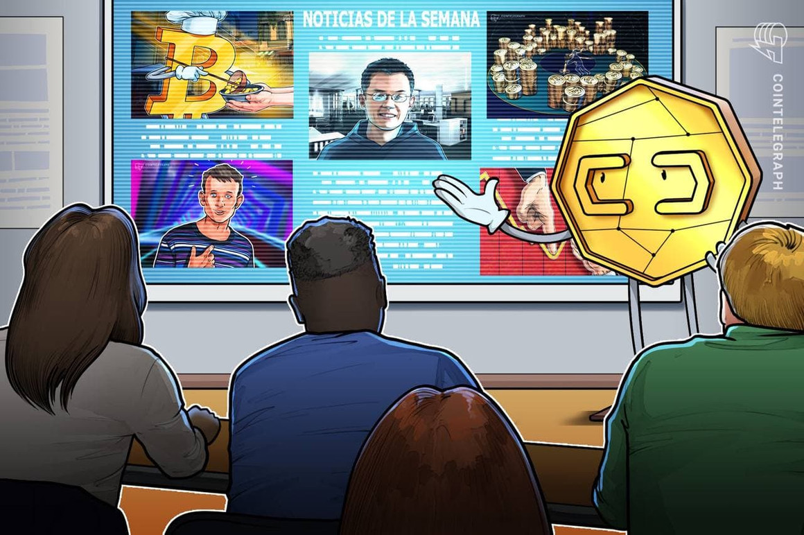 Hiperbitcoinzación en 10 años, Vitalik Buterin ganando dinero con DogeCoin y mucho más