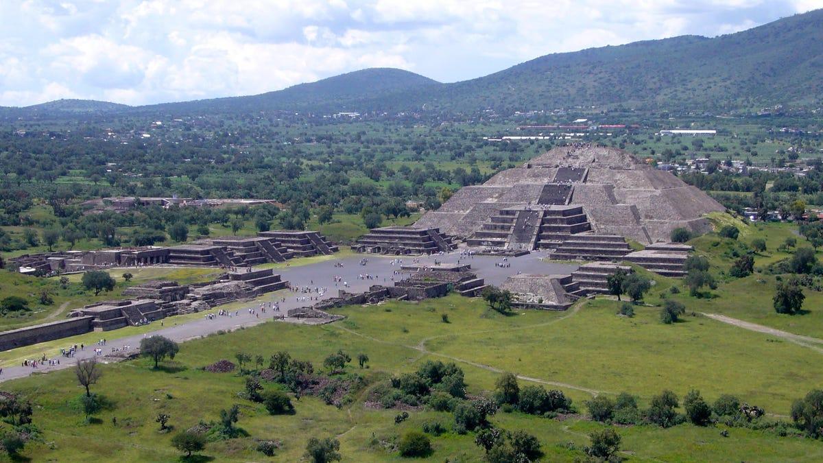Un proyecto de construcción podría amenazar ruinas mexicanas