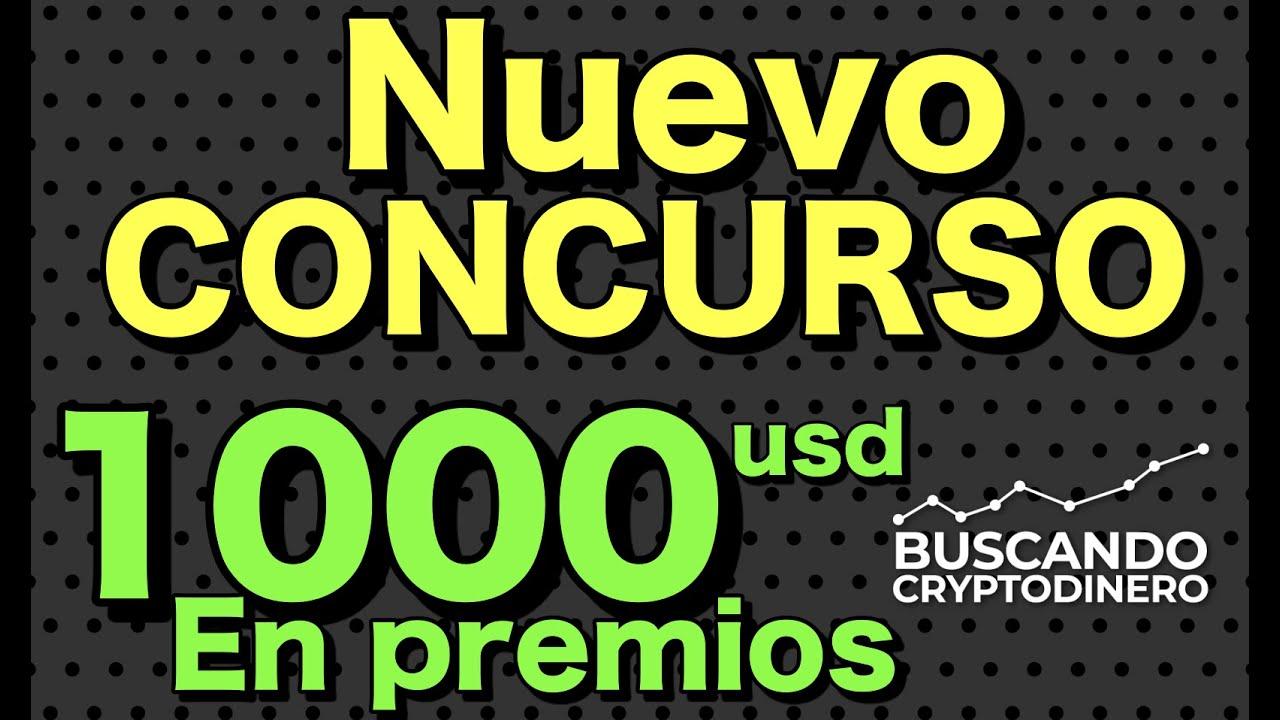 🤑 1000 usd en Premios ➤ Nuevo Concurso de BCD !!! **Participa y Gana**