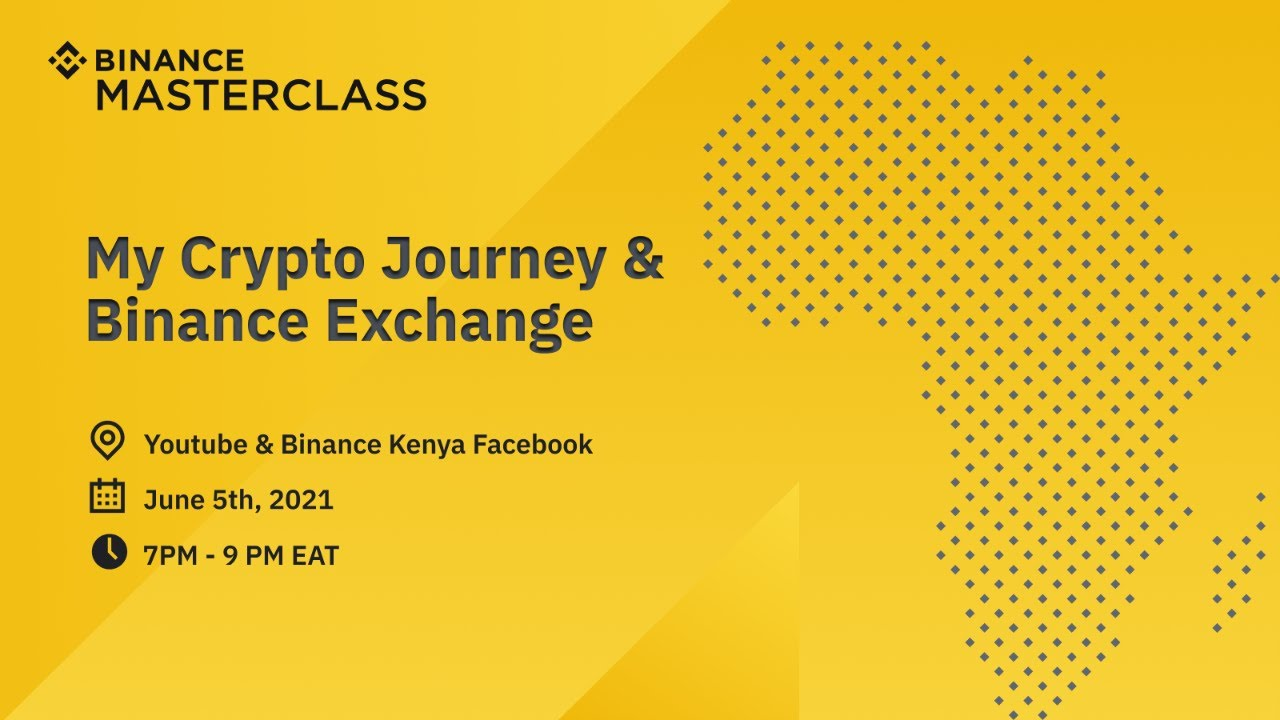 My Crypto Journey and Binance Exchange