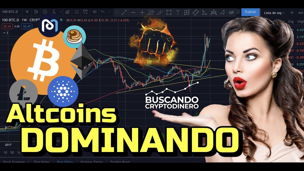 💪🏻 Altcoins mas FUERTES que Bitcoin !!! + 19 Graficas y Rifa de Litecoin !!!