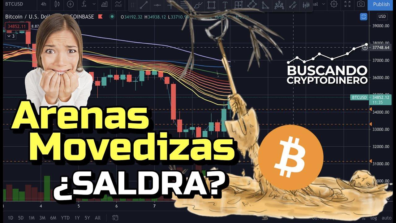 😮💨 Bitcoin en Arenas Movedizas ¿Saldrá? + 12 monedas y Rifa de Litecoin !!