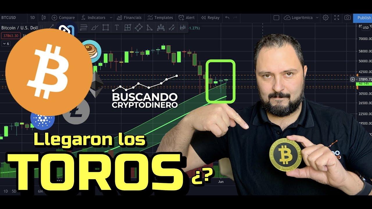🟢 BITCOIN ➤ Esta grafica se ve MUY BULLISH + 16 monedas y Rifa de Litecoin !!