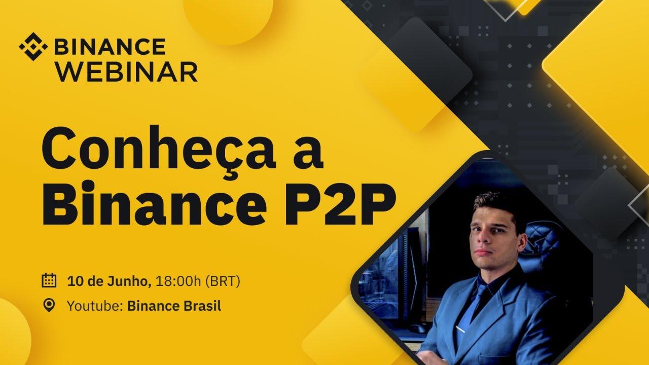 Conheça a Binance P2P! | Binance Webinar 🇧🇷