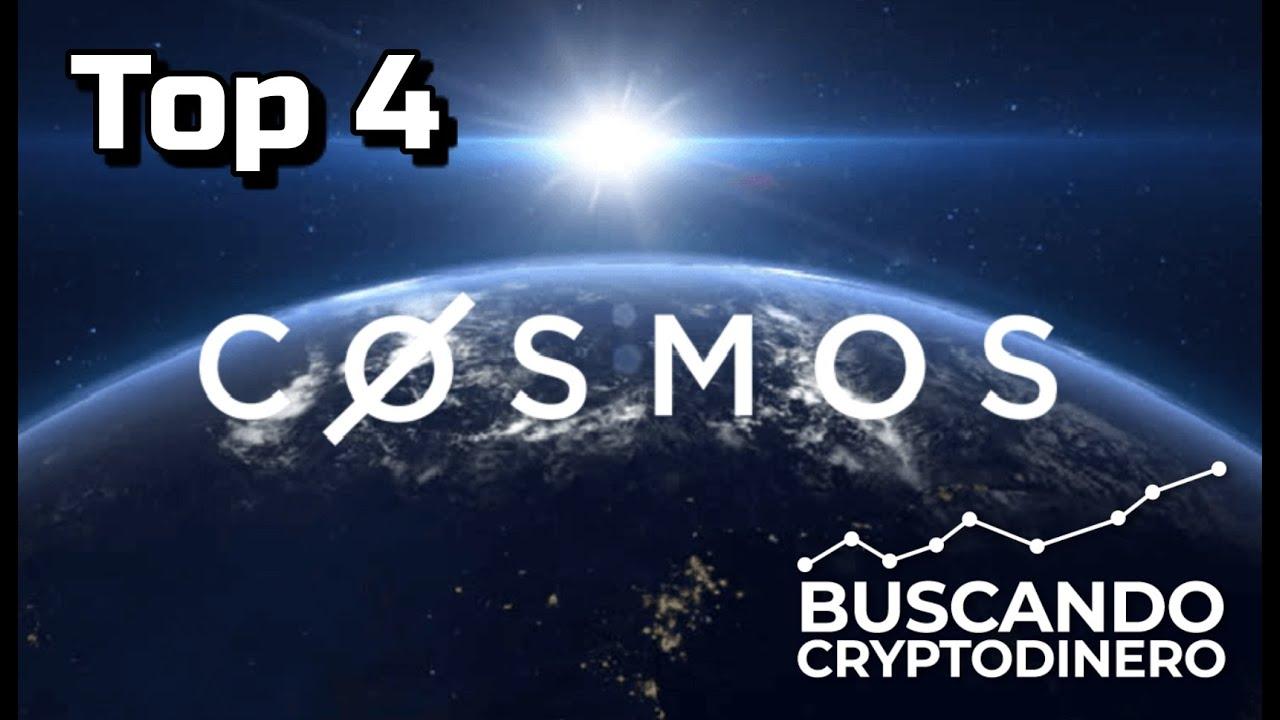 Los mejores 4 proyectos del Ecosistema de Cosmos ATOM del 2021