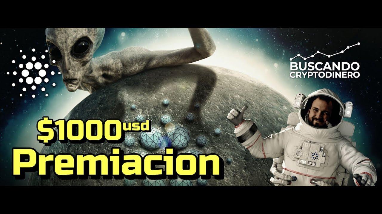 🔵 1000 usd Premiación concurso Dibujo ADA & BCD  (Youtube Live)