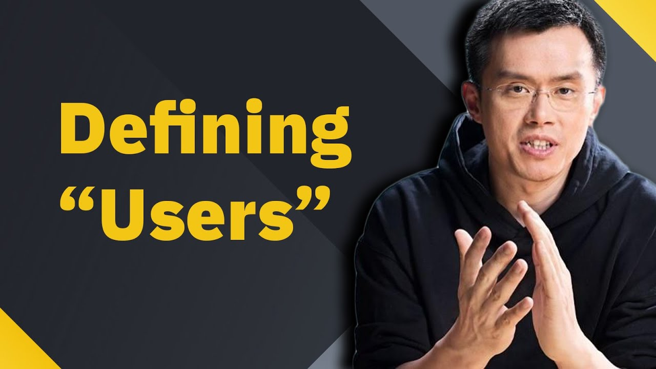 "How does Binance define ""users"""