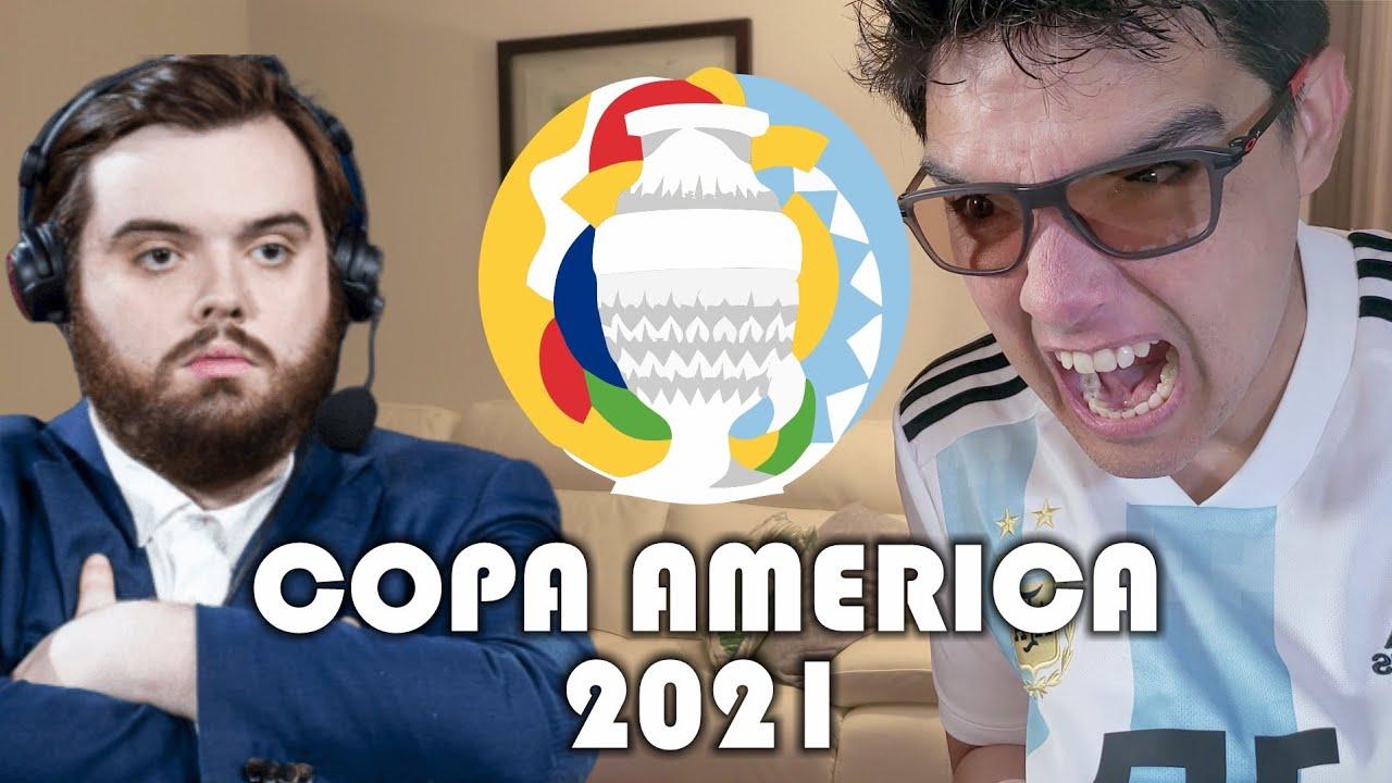 IBAI TRANSMITE la COPA AMERICA 2021 GRATIS!!!!!!!! ¿Cómo verla?