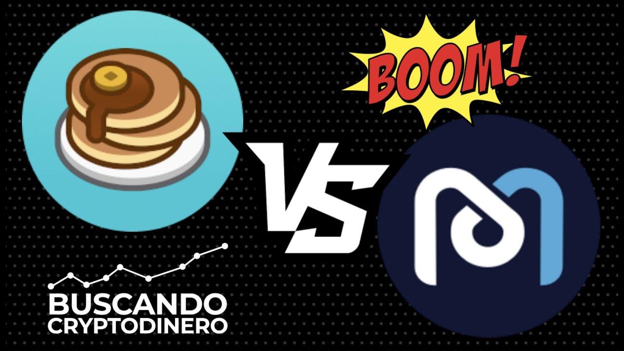 🥊 Cake vs MDEX 💪🏻 Lucha de DEX titanes !!!  Batalla por ser el DEX más Innovador