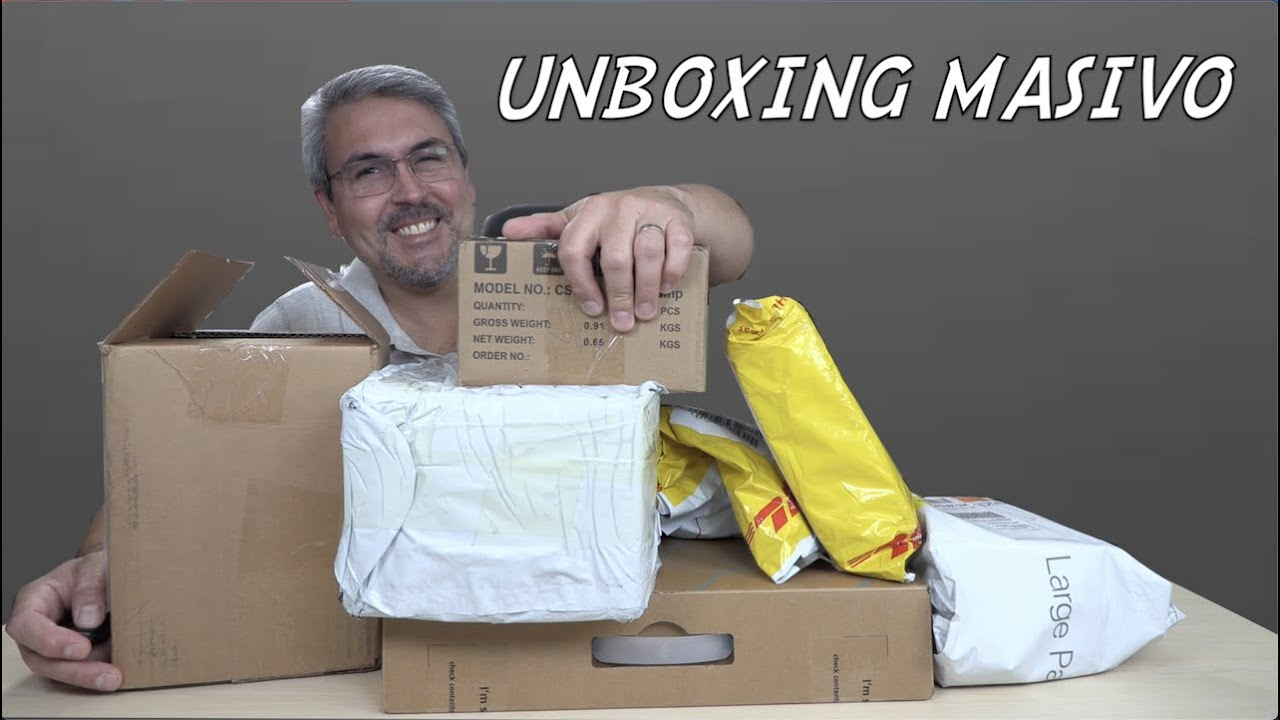 SUPER Unboxing Sorpresa mes de JUNIO en Tecnofanatico