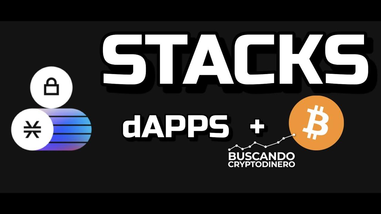 """STACKS """"STX"""" dAPPS en BTC!! 🔥 ☞Predicción de PRECIOS 🤑 2021 2026 ☜    Me CONVIENE invertir 💰??"""