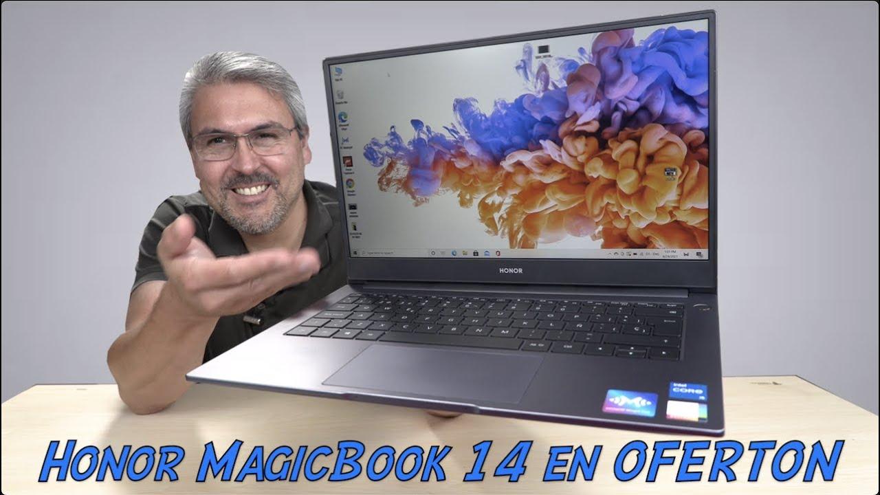 "Honor MagicBook 14"" SUPER OFERTON – REVIEW"