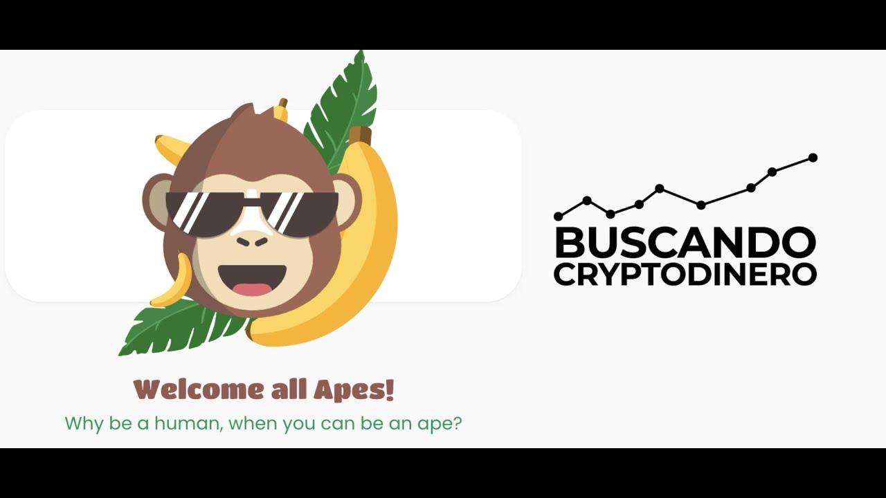 """Apeswap """"Banana"""" #dex 🔥 ☞Predicción de PRECIOS 🤑 2021-2026 ☜    Me CONVIENE invertir 💰??"""