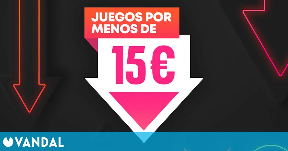 Nuevas ofertas en PS Store: Juegos de PS4 por menos de 15 euros (10/06/2021)