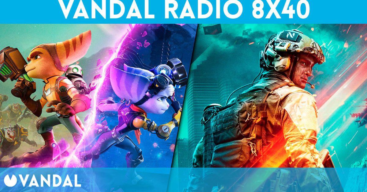 Vandal Radio 8×40 – Lo que esperamos del E3 2021, Ratchet & Clank, Battlefield 2042