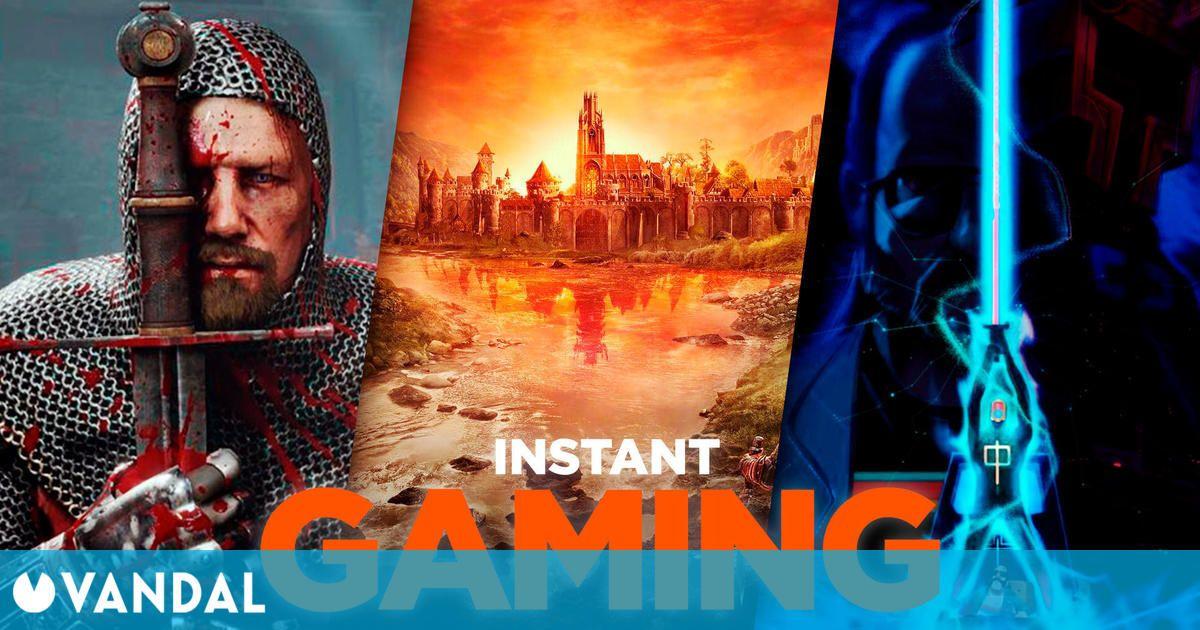 Las 10 mejores ofertas de juegos para PC en Instant Gaming para el fin de semana del E3 2021