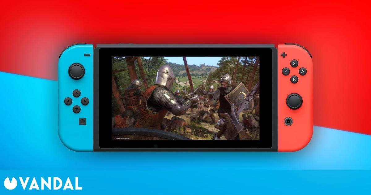 Kingdom Come: Deliverance llegará a Nintendo Switch