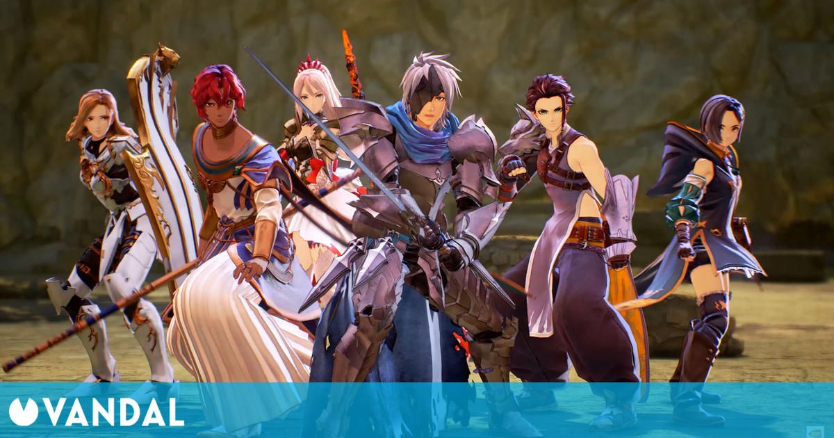 Tales of Arise presenta un nuevo tráiler en el Summer Game Fest