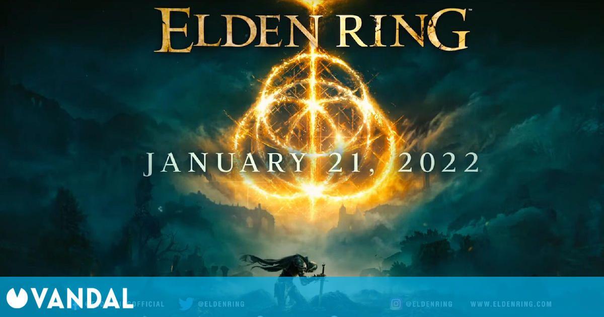 Elden Ring muestra tráiler y llega el 21 de enero a PC, PS5, PS4, Xbox Series y One