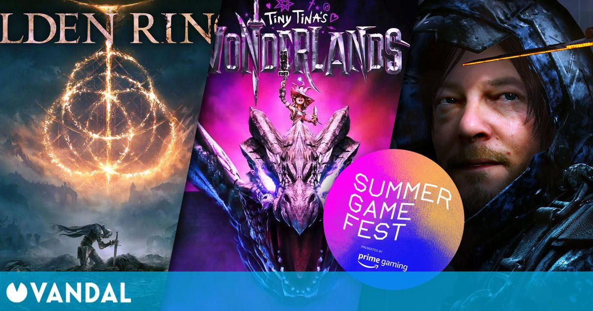 Resumen Summer Game Fest Kickoff Live!: Elden Ring vuelve por todo lo alto y salva el evento
