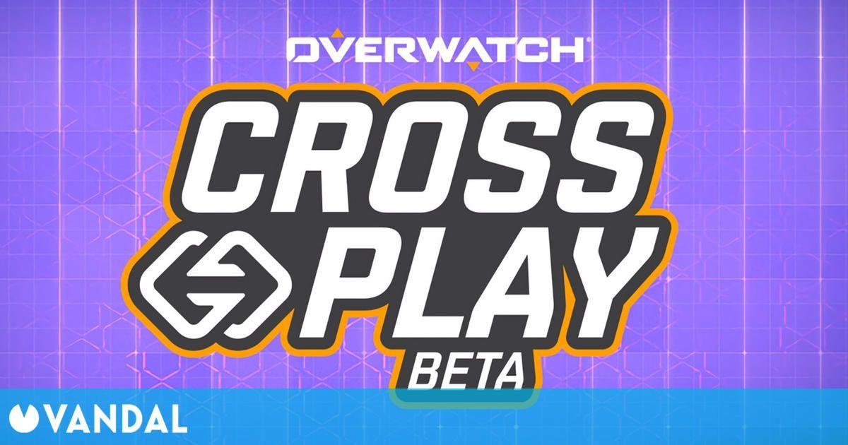 Overwatch implementará 'pronto' el juego cruzado entre plataformas